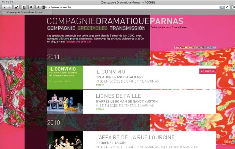 Compagnie Dramatique Parnas